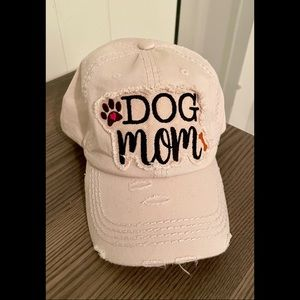 ⒹⓄⒼ mom baseball cap 🐾💗🦴